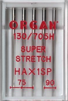 Super Stretch Sortiment 75, 90 (130/705H HAx1SP) 5er Pack